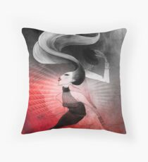 Delirious Throw Pillow