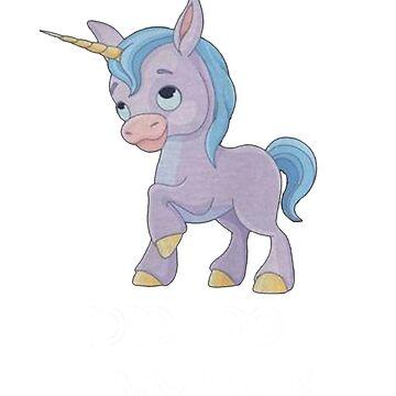 I'm Sorry Unicorn by Amada24