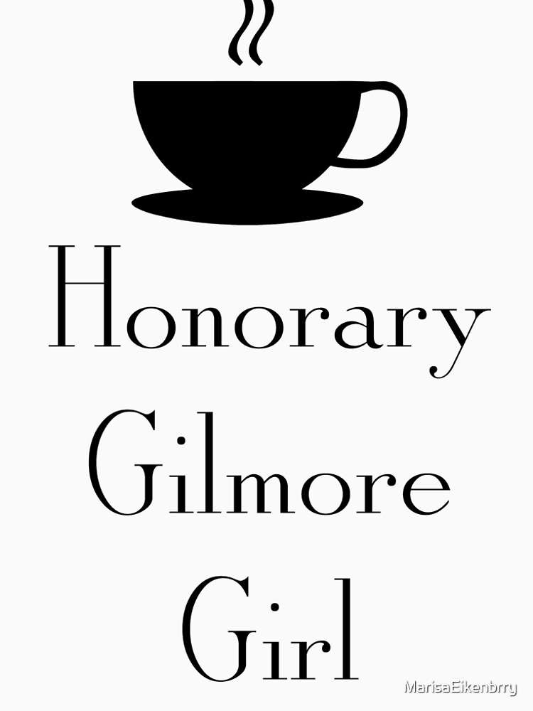 Honorary Gilmore Girl by MarisaEikenbrry