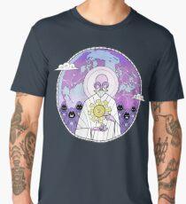 Bitcoin Zen Men's Premium T-Shirt