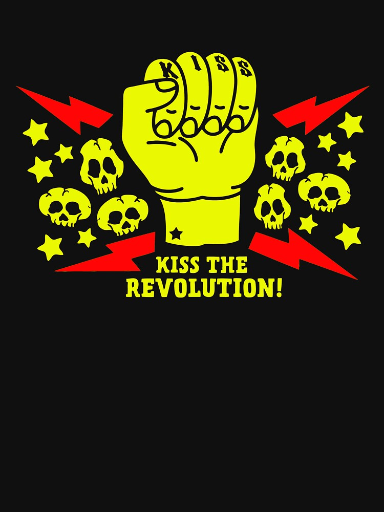 TOP SELLER TM197 Fist Revolution Best Product by HadWeGo