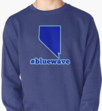 Blue Wave (Nevada) Pullover