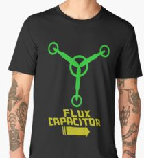 TOP SELLING AM217 Flux Capacitor Trending Men's Premium T-Shirt