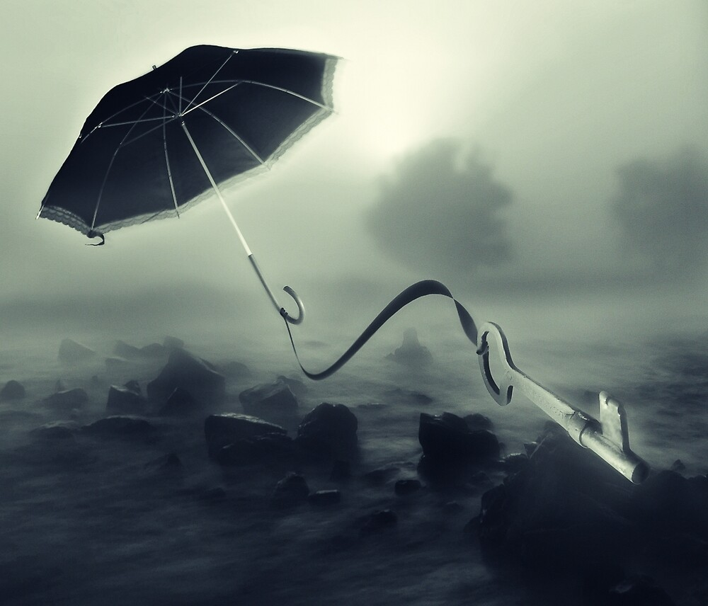 Hope Floats Away by Richard Davis