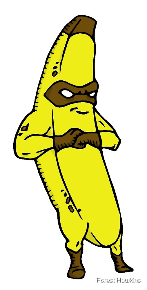 Banana Man by Forest Hawkins