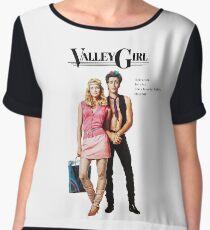 Valley Girl movie Chiffon Top