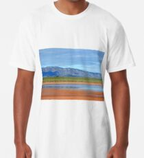 Flinders Ranges from Mystery Island Long T-Shirt