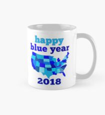 Happy BLUE year! Mug