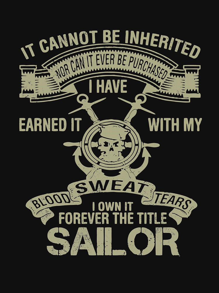 BESTSELLER DP332 Forever The Title Sail Or Cannot Be Inherited Trending by HadWeGo