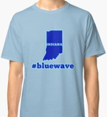 Blue Wave (Indiana) Classic T-Shirt