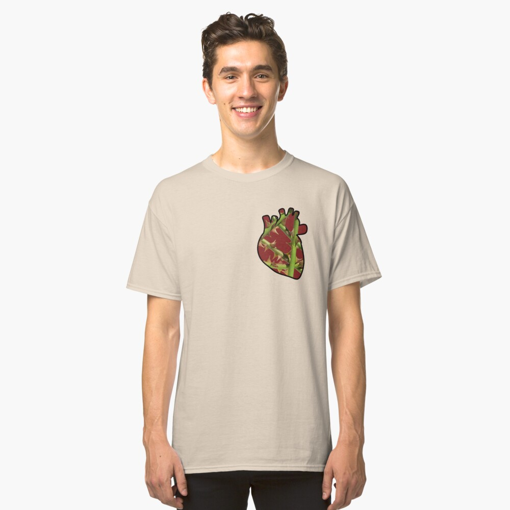 Heart - Bound Classic T-Shirt Front