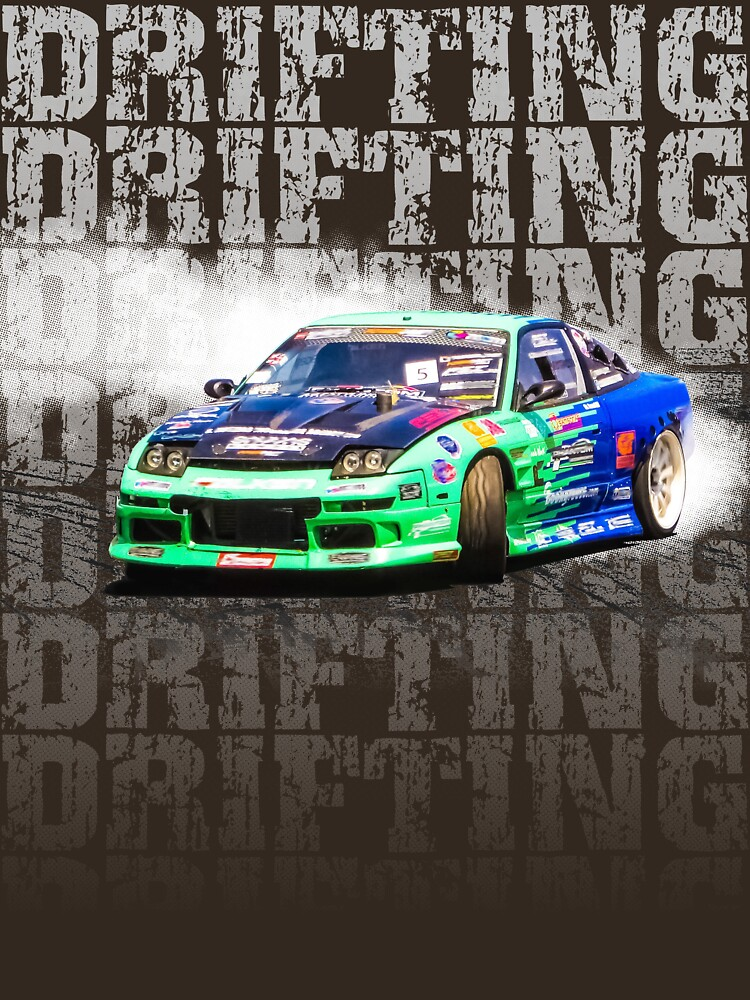 Drifting Drift Car Design by allovervintage