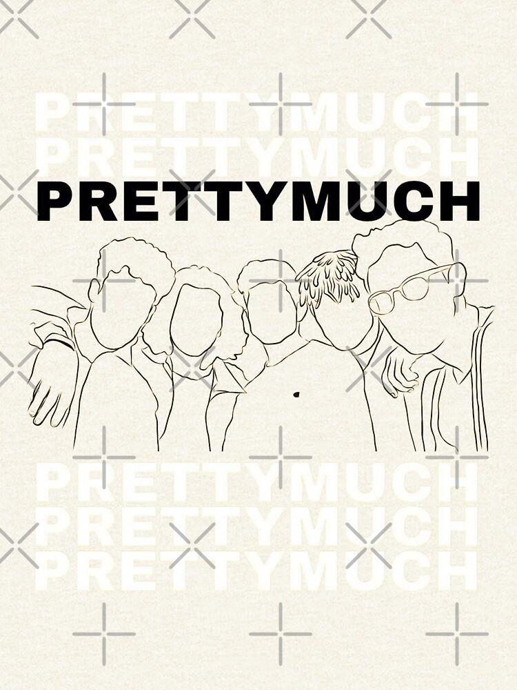 PRETTYMUCH ® Merch - Boyband Icon by Halla-Merch