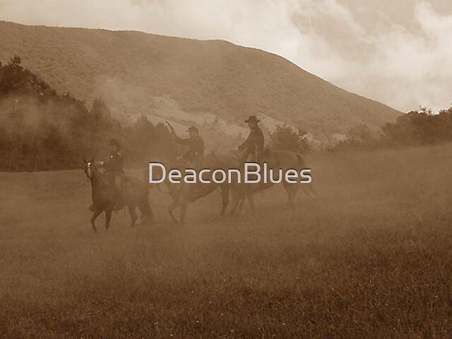 Smoke by DeaconBlues