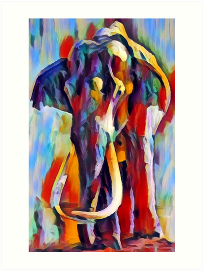 Elephant by ChrisButler
