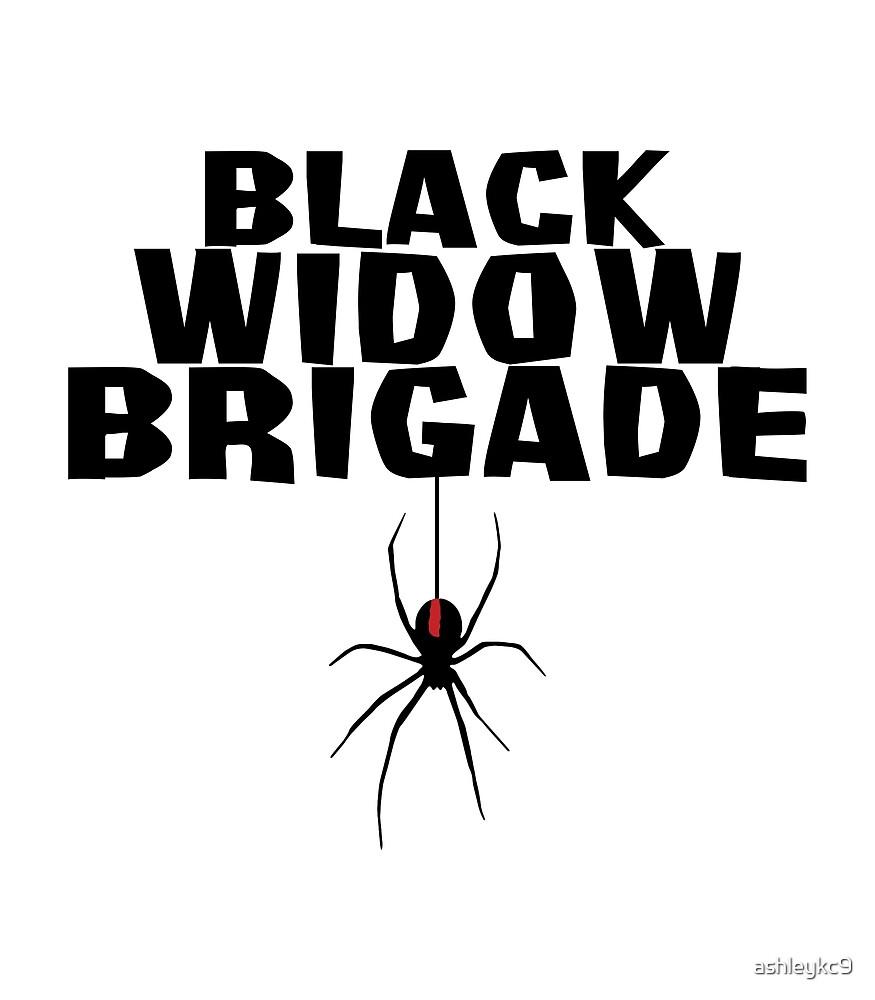Black Widow Brigade by ashleykc9