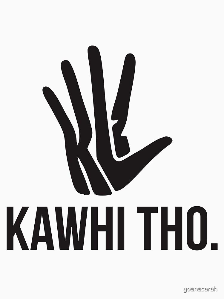Kawhi Leonard Tho by yoanasarah