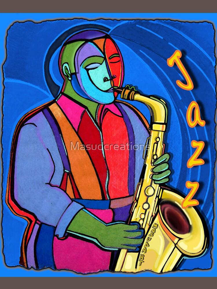 Jazzin #3 by Masudcreations