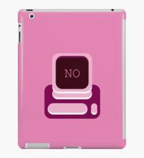 Little Britain - Computer Says No (Pink) iPad Case/Skin
