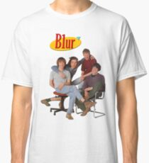 Blur Seinfeld Logo  Classic T-Shirt