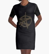 Posh AZ Signature Logo Graphic T-Shirt Dress