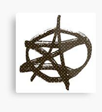 Posh AZ Signature Logo Metal Print
