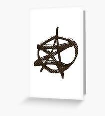 Posh AZ Signature Logo Greeting Card