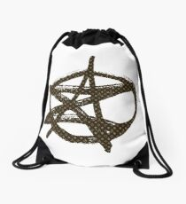 Posh AZ Signature Logo Drawstring Bag