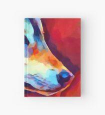 Wolf Portrait 2 Hardcover Journal