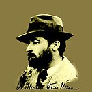Faulkner – Bearded Young Bohemian  by mindprintz