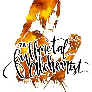 The Fullmetal Alchemist by mopotter167