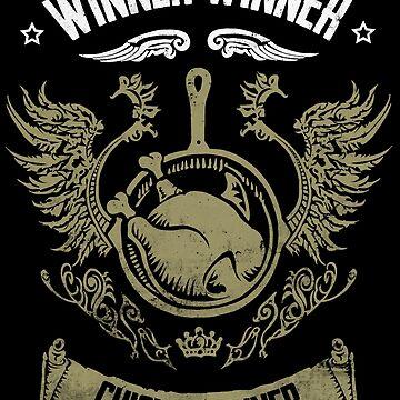 PUBG Winner Winner Chicken Dinner by ZiggyHali