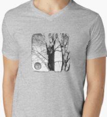 Lunar - TTV Mens V-Neck T-Shirt