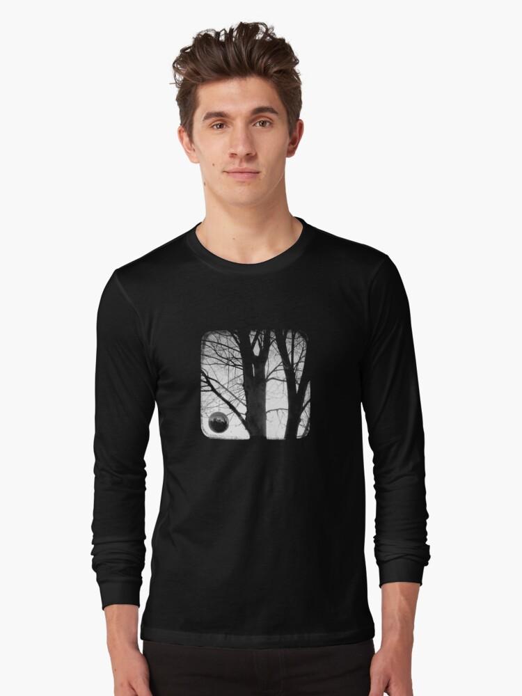 Lunar - TTV Long Sleeve T-Shirt Front