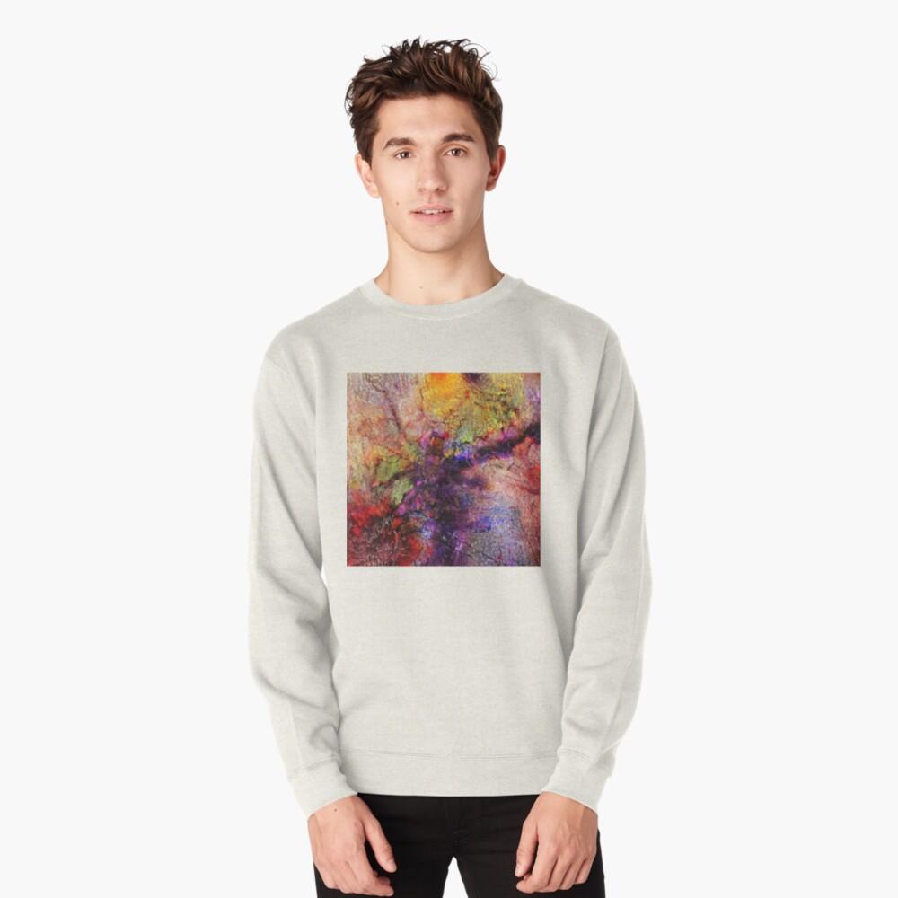Qualia's Bridge L Pullover Sweatshirt