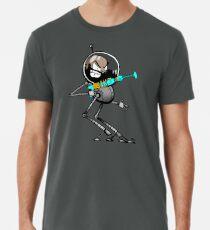 Space Aaron Robot Men's Premium T-Shirt