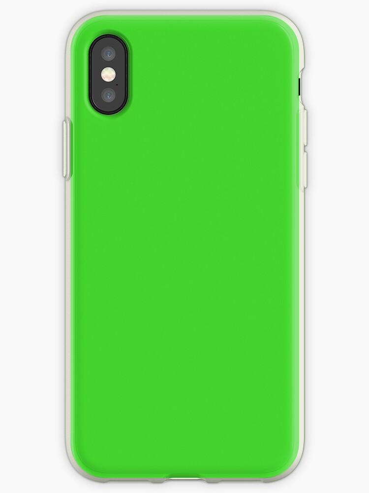 iphone xs neon case