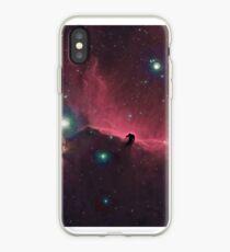 Vinilo o funda para iPhone Nebulosa de cabeza de caballo