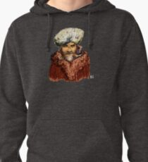 Mountain Man Pullover Hoodie