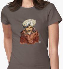 Mountain Man Women's Fitted T-Shirt