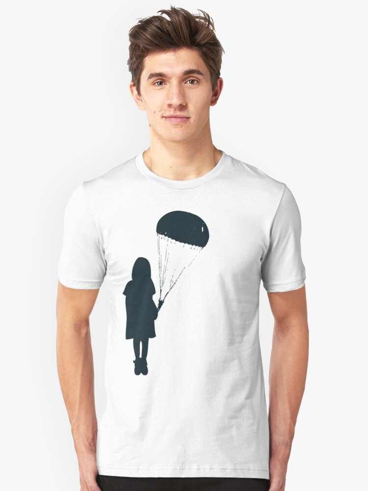 Grounded Unisex T-Shirt Front