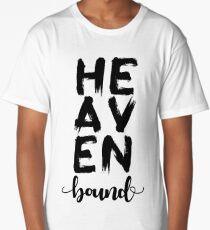 Heaven bound Long T-Shirt
