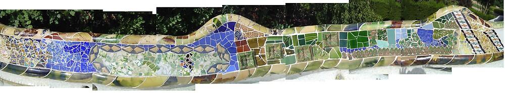 Park Guell  by Rupert Russell