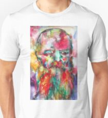 FYODOR DOSTOYEVSKY - watercolor portrait.8 Unisex T-Shirt