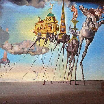 The temptation of st. Anthony by -KRAFTWERK