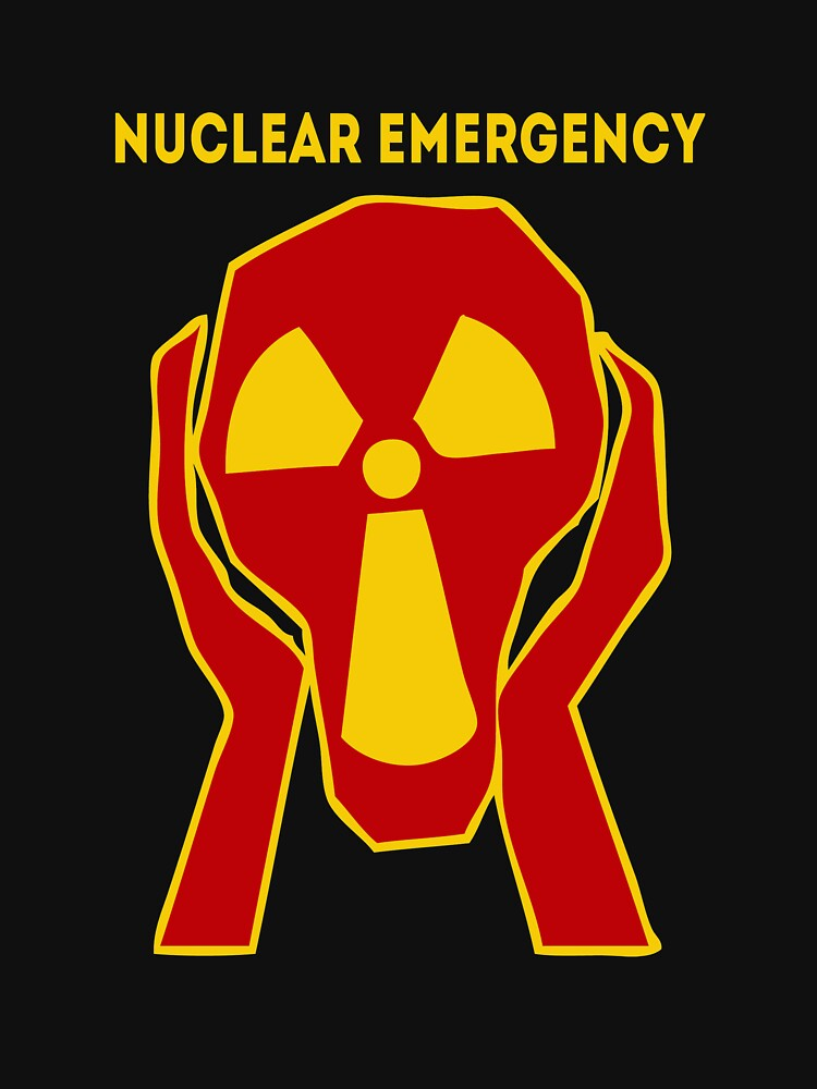 TRENDING AL875 Nuclear Emergency Best Product by HadWeGo