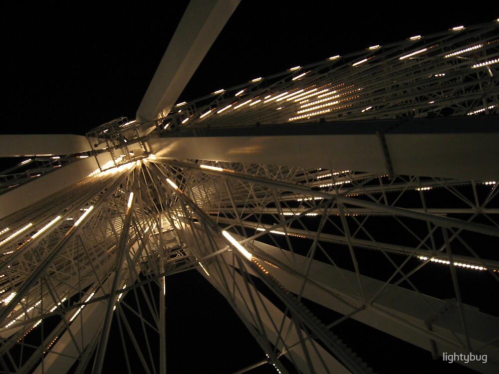 Ferris Wheel, Navy Pier Chicago by lightybug