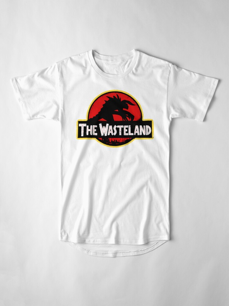 Alternate view of Welcome to the Wasteland  Long T-Shirt