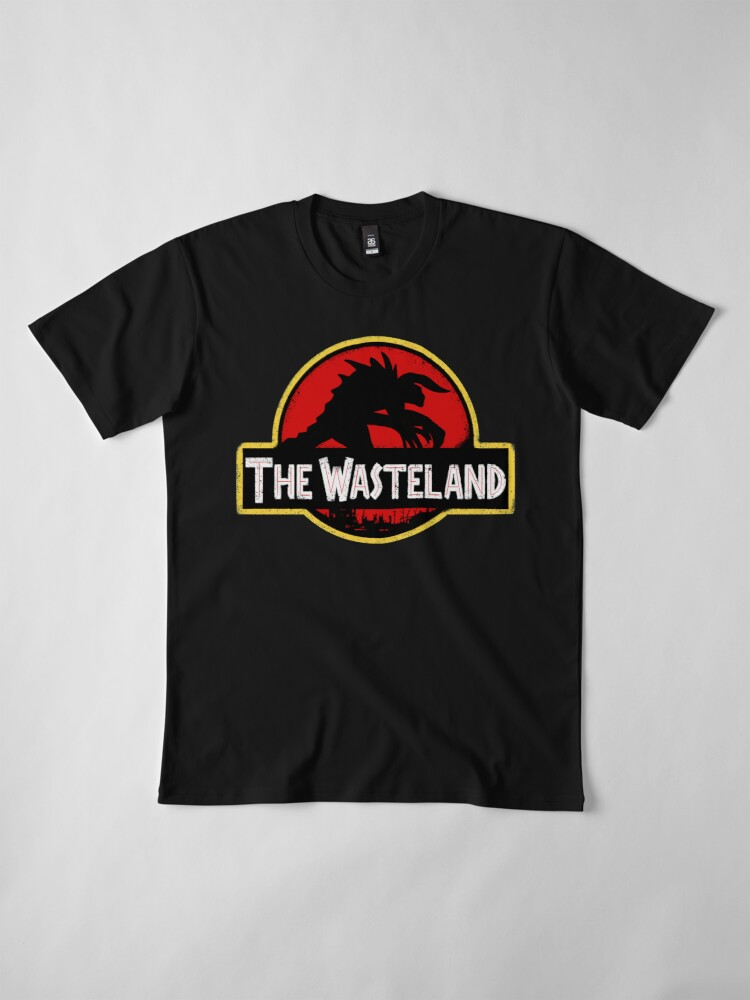 Alternate view of Welcome to the Wasteland  Premium T-Shirt