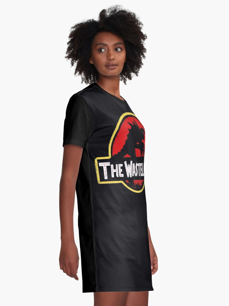 Alternate view of Welcome to the Wasteland  Graphic T-Shirt Dress